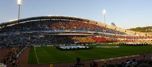 Швеция, Первая лига: Дегерфорс - Сириус