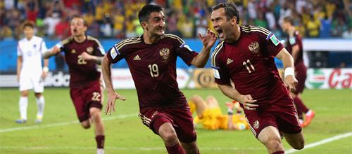 Чемпионат Европы 2016, квалификация: Россия - Австрия
