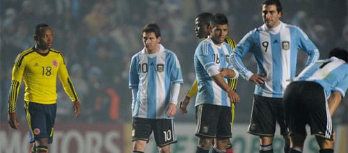 Копа Америка 2015: Аргентина - Колумбия
