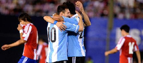 Копа Америка 2015: Аргентина - Парагвай