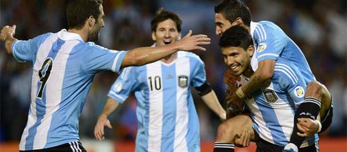 Копа Америка 2015: Аргентина - Уругвай