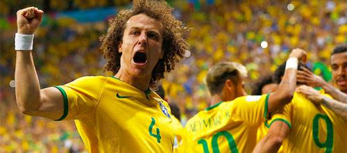 Копа Америка 2015: Бразилия - Парагвай