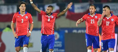 Копа Америка 2015: Чили - Боливия