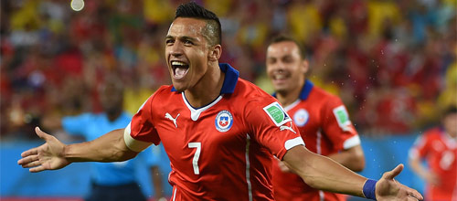 Копа Америка 2015: Чили - Эквадор