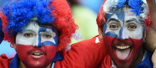 Копа Америка 2015: Чили - Мексика
