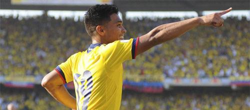 Копа Америка 2015: Колумбия - Венесуэла