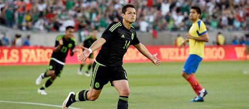 Копа Америка 2015: Мексика - Эквадор