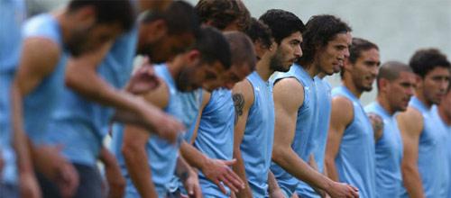 Копа Америка 2015: Уругвай - Ямайка