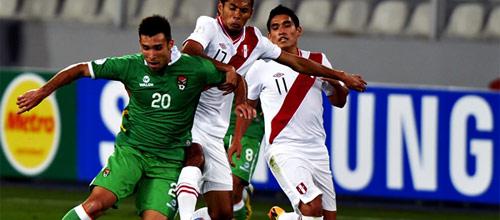 Копа Америка: Боливия - Перу