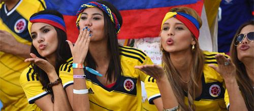 Копа Америка: Колумбия - Перу