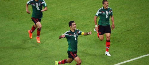 Копа Америка: Мексика - Эквадор