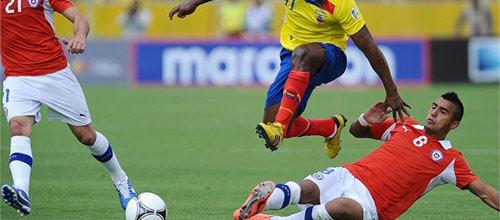 Кубок Америки 2015: Чили - Эквадор