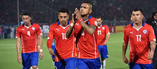 Кубок Америки: Чили - Уругвай
