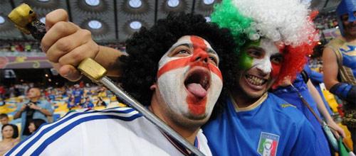 Молодёжное Евро U21: Англия - Италия