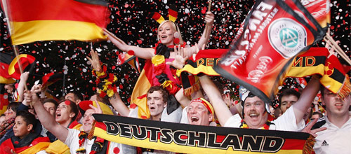 Молодёжное Евро U21: Чехия - Германия