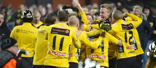 Чемпионат Швеции: Эльфсборг - Хеккен