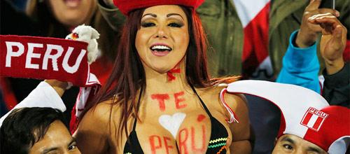 Кубок Америки: Перу - Парагвай