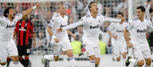 Международный Кубок Чемпионов: Реал Мадрид - Милан
