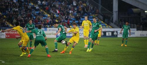 Российская Премьер-Лига: Ростов - Терек