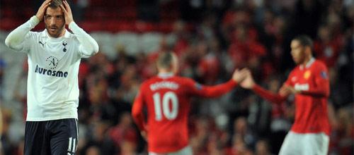Чемпионат Англии: Манчестер Юнайтед - Тоттенхэм