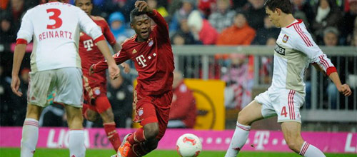 Чемпионат Германии: Бавария - Байер
