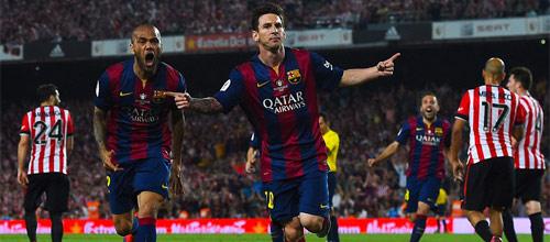 Чемпионат Испании: Атлетик Бильбао - Барселона