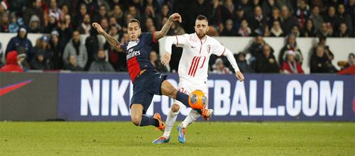 Франция, Лига 1: Лилль - ПСЖ
