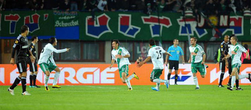 Лига Чемпионов, квалификация: Аякс - Рапид Вена