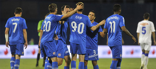Лига Чемпионов, квалификация: Мёльде - Динамо Загреб