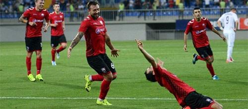 Лига Европы, квалификация: Габала - Аполлон