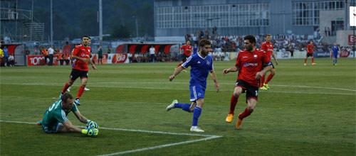 Лига Европы, квалификация: Габала - Панатинаикос