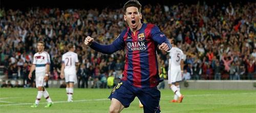 Суперкубок Европы 2015: Барселона - Севилья