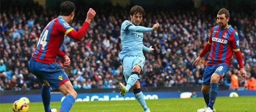 Английская Премьер-Лига: Кристал Пэлас - Манчестер Сити