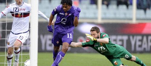 Чемпионат Италии: Фиорентина - Дженоа