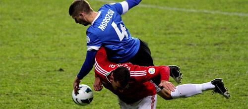 Евро-2016, квалификация: Венгрия - Румыния