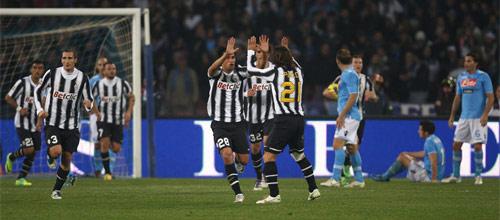 Италия, Серия А: Наполи - Ювентус