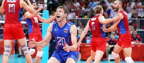 Кубок Мира, мужчины: Россия - Италия