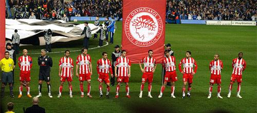 Лига Чемпионов: Арсенал - Олимпиакос