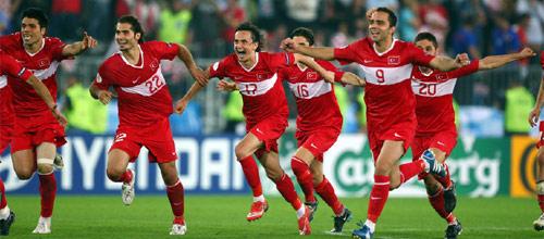 Чемпионат Европы 2016, квалификация: Чехия - Турция