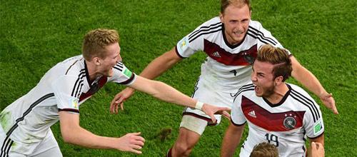 Чемпионат Европы 2016, квалификация: Ирландия - Германия
