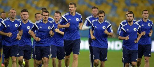 Чемпионат Европы 2016, квалификация: Кипр - Босния и Герцеговина