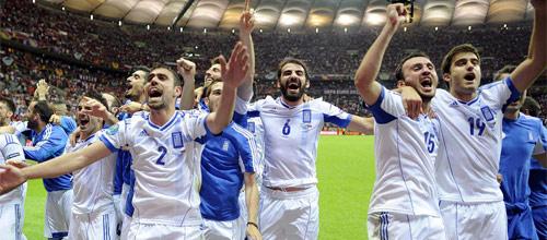 Евро-2016, квалификация: Греция - Венгрия