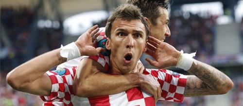 Евро-2016, квалификация: Хорватия - Болгария