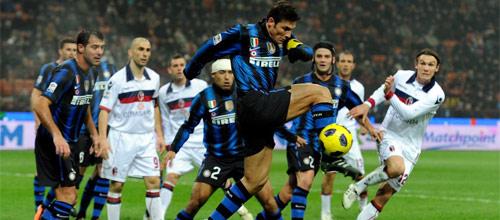 Италия, Серия А: Болонья - Интер