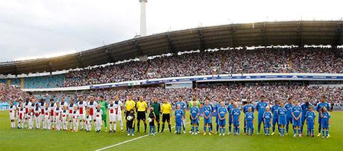Лига Чемпионов УЕФА: ПСЖ - Реал Мадрид