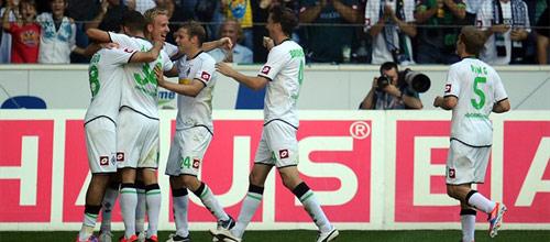 Лига Чемпионов: Ювентус - Боруссия Мёнхенгладбах