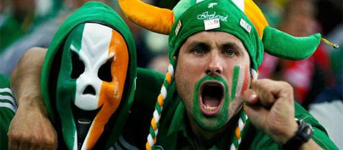 Чемпионат Европы 2016: Босния и Герцеговина - Ирландия