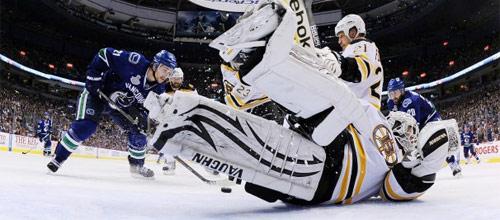 Чемпионат НХЛ: Коламбус - Ванкувер
