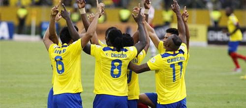 ЧМ-2018, отборочные матчи: Венесуэла - Эквадор