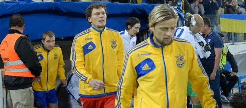 Евро-2016, стыковые матчи: Украина - Словения